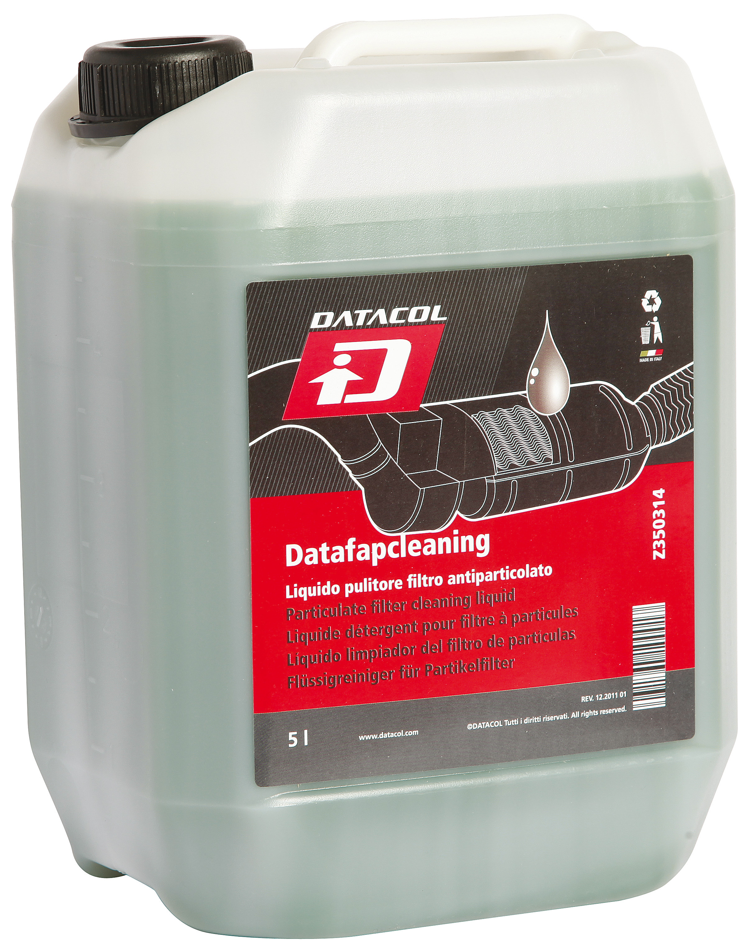 DataFap Cleaning FAP/DFP Cleaner